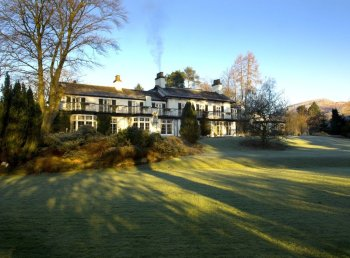 Rothay Manor Outside