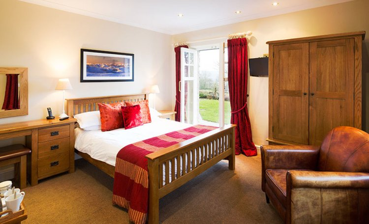 The Ryebeck Country House & Restaurant Hotel Room