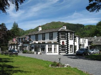 Scafell Hotel Outside