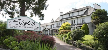 Skelwith Bridge Hotel Outside