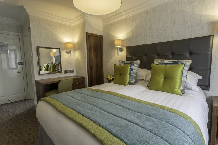Rooms at Skiddaw Hotel