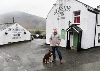 Swinside Inn Outside