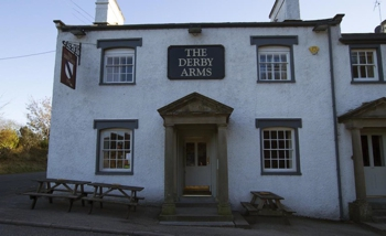 The Derby Arms Outside