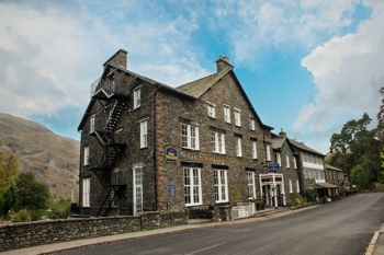 The Glenridding Hotel Outside