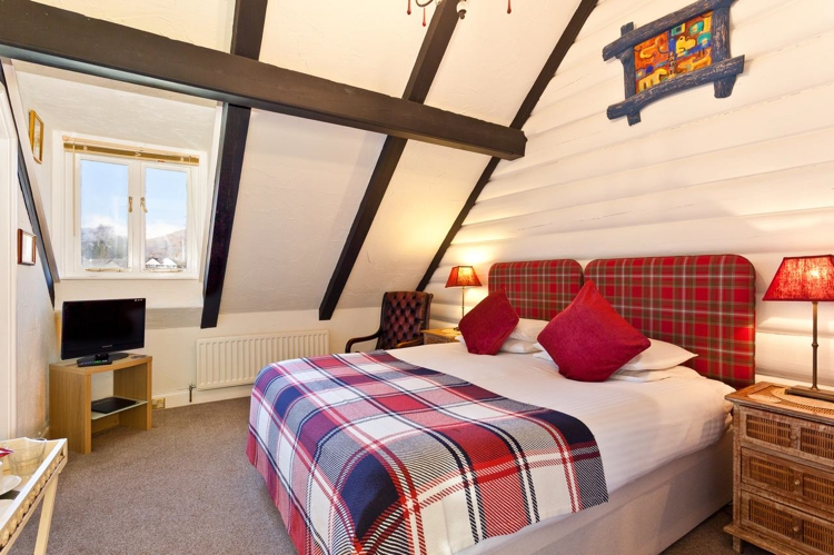 The Log House Room Accommodation