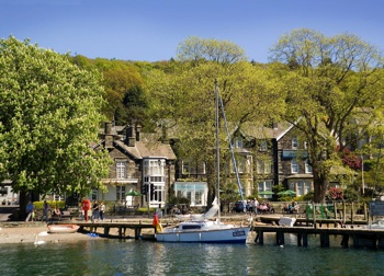 Waterhead Hotel Ambleside Outside