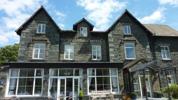 Waterhead Hotel Coniston Outside