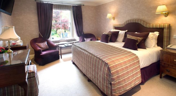 The Wordsworth Hotel and Spa Hotel Room