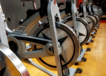Millom Recreation Centre Spin Bikes