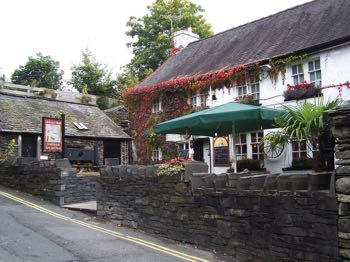 New Hall Inn AKA Hole In T'Wall (Bowness-On-Windermere)