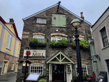 The Mill at Ulverston Outside