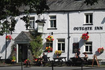 Outgate Inn Outside