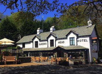 The Queen's Head (Troutbeck)