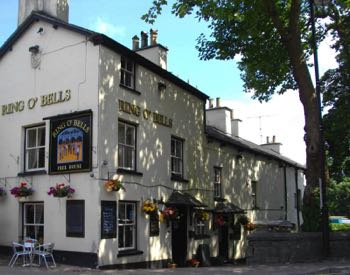 Ring O' Bells (Kendal) Outside