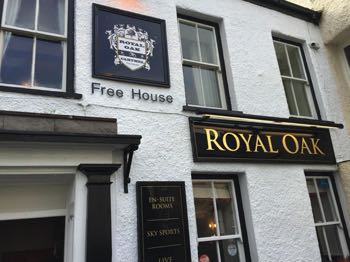 The Royal Oak Inn (Cartmel)