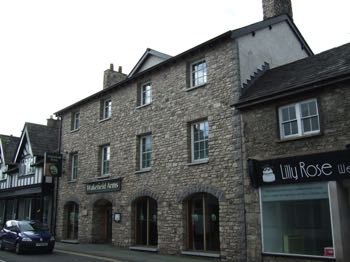 The Wakefield Arms, Kendal Outside