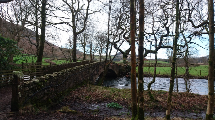 Bridge over River Irt