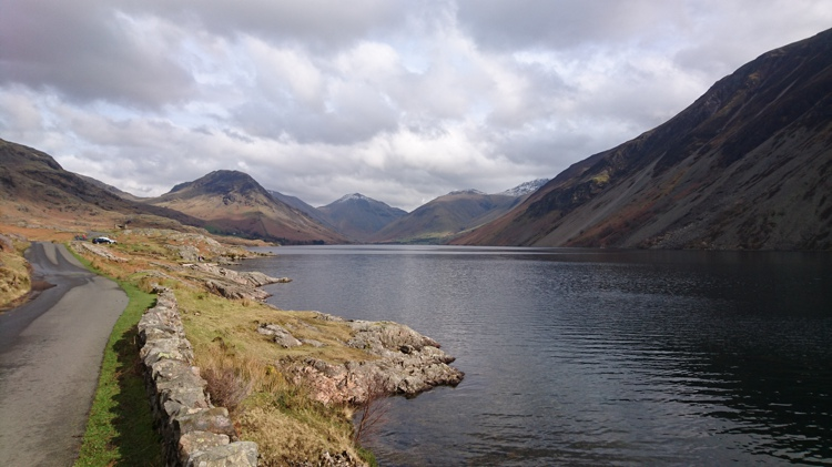 The Road Along Wastwater