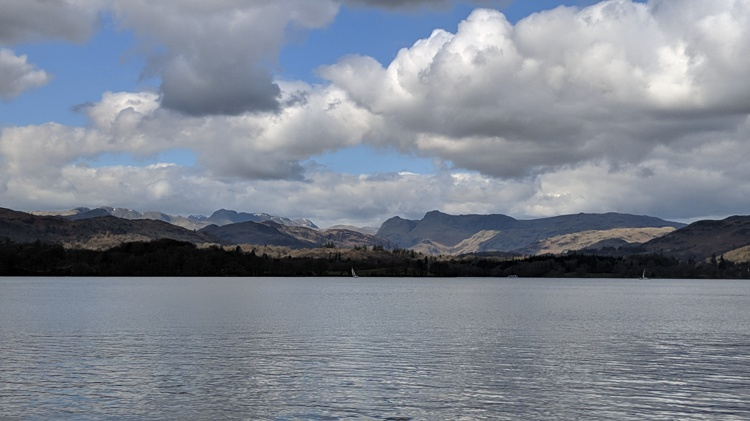 Windermere from Brockhole