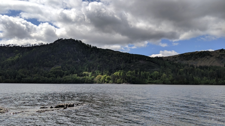 Thirlmere from the Shore